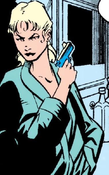Zephyr Walsh (Earth-616)
