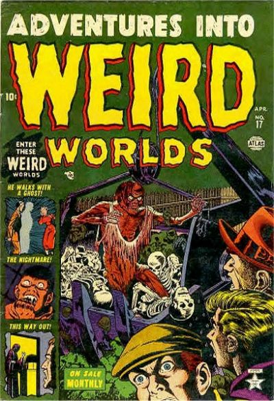 Adventures into Weird Worlds Vol 1 17