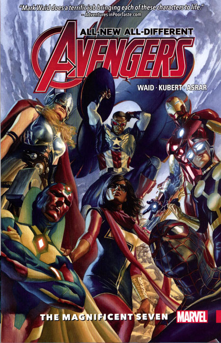 All-New, All-Different Avengers TPB Vol 1 1 The Magnificent Seven.jpg