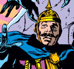 Archibald Strang (Earth-616)