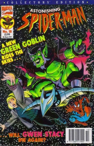 Astonishing Spider-Man Vol 1 18