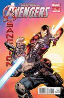 Avengers X-Sanction Vol 1 2