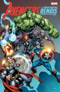 Avengers by Brian Michael Bendis The Complete Collection Vol 1 3