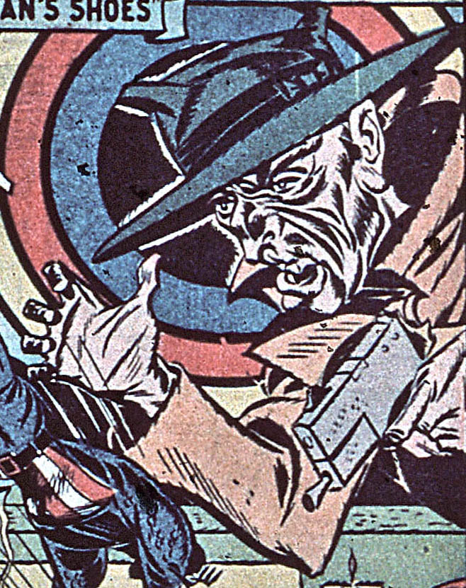 Beak (Robber) (Earth-616)