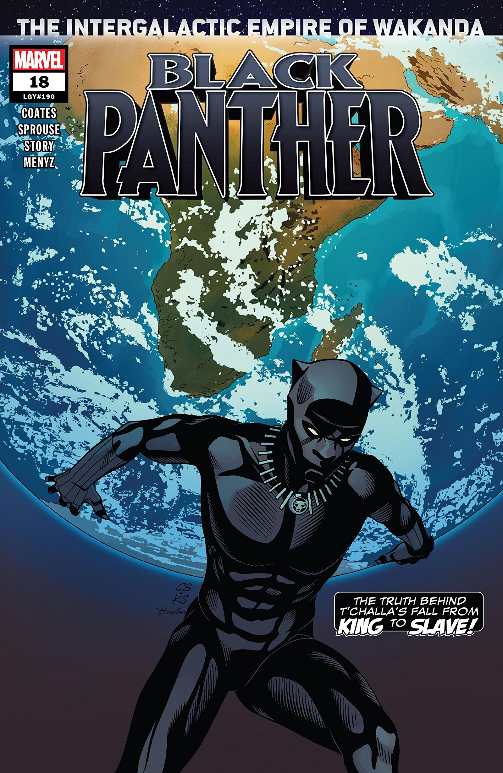 Black Panther Vol 7 18
