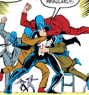 Blue Boys (Earth-616)