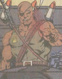 Butcher T. Washington (Earth-616)