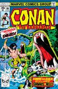Conan the Barbarian Vol 1 86
