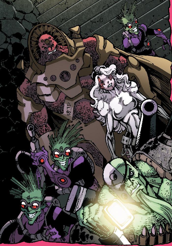 Crimson Pirates (Earth-616)