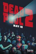 Deadpool 2 poster 009