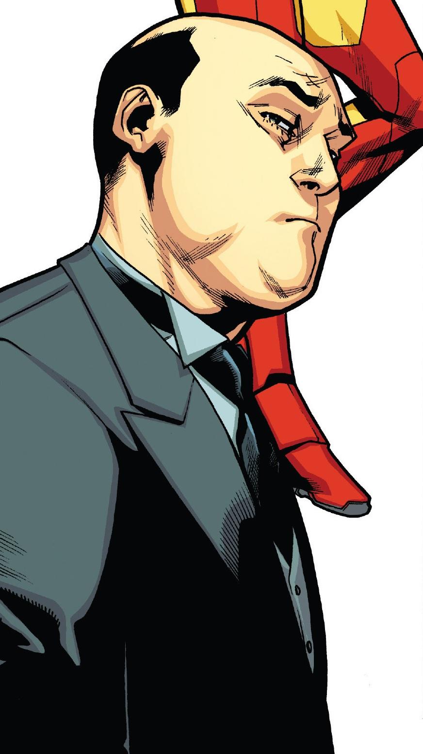Edwin Jarvis (Earth-616)