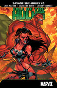 Fall of the Hulks The Savage She-Hulks Vol 1 3