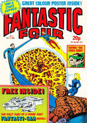 Fantastic Four (UK) Vol 1 2
