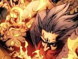 Fist of Fire (Earth-616)