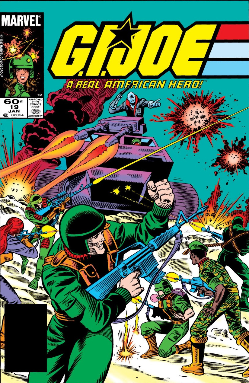 G.I. Joe: A Real American Hero Vol 1 19