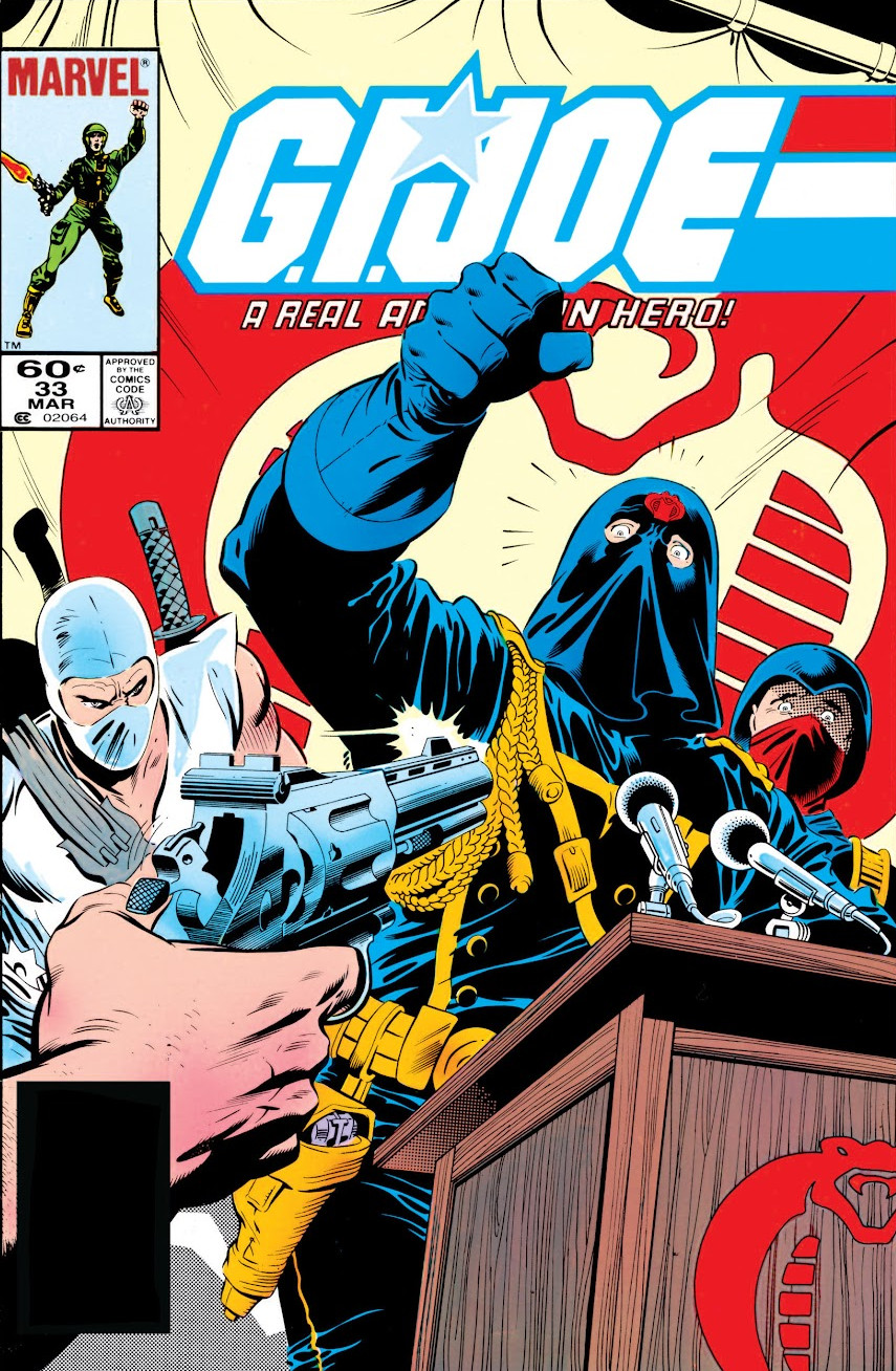 G.I. Joe: A Real American Hero Vol 1 33
