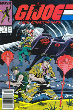 G.I. Joe: A Real American Hero Vol 1 73