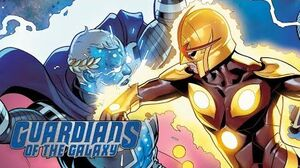 GUARDIANS OF THE GALAXY 1 Trailer Marvel Comics
