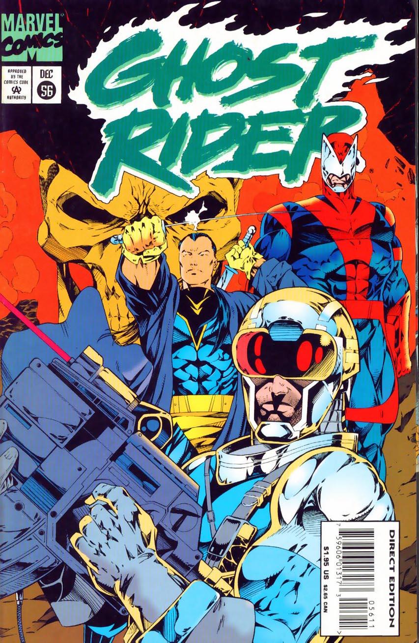 Ghost Rider Vol 3 56