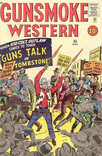 Gunsmoke Western Vol 1 65