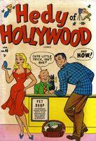 Hedy of Hollywood Comics Vol 1 40