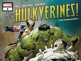 Hulkverines Vol 1 1