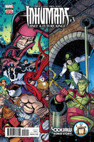 Inhumans Once and Future Kings Vol 1 3