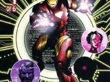 Iron Man: Inevitable Vol 1 1