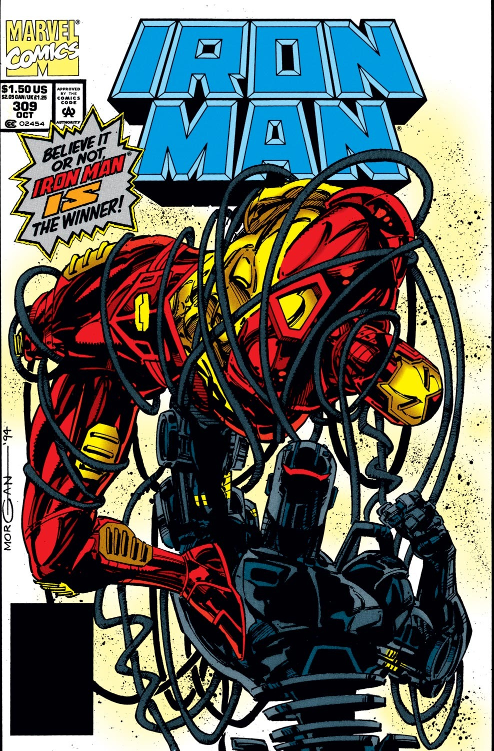 Iron Man Vol 1 309