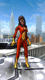 Jessica Drew (Earth-Unknown) from Spider-Man Unlimited (video game) 002.png