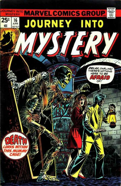 Journey into Mystery Vol 2 16