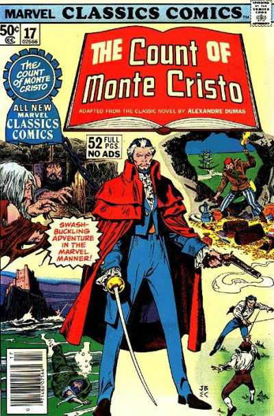 Marvel Classics Comics Series Featuring The Count of Monte Cristo Vol 1 1