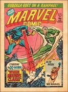 Marvel Comic Vol 1 352
