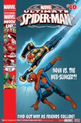 Marvel Universe Ultimate Spider-Man Issue 10