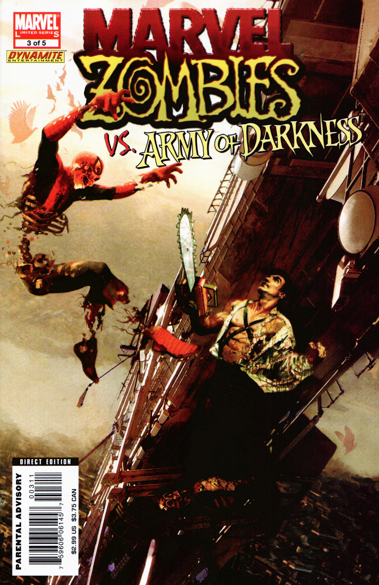 Marvel Zombies/Army of Darkness Vol 1 3