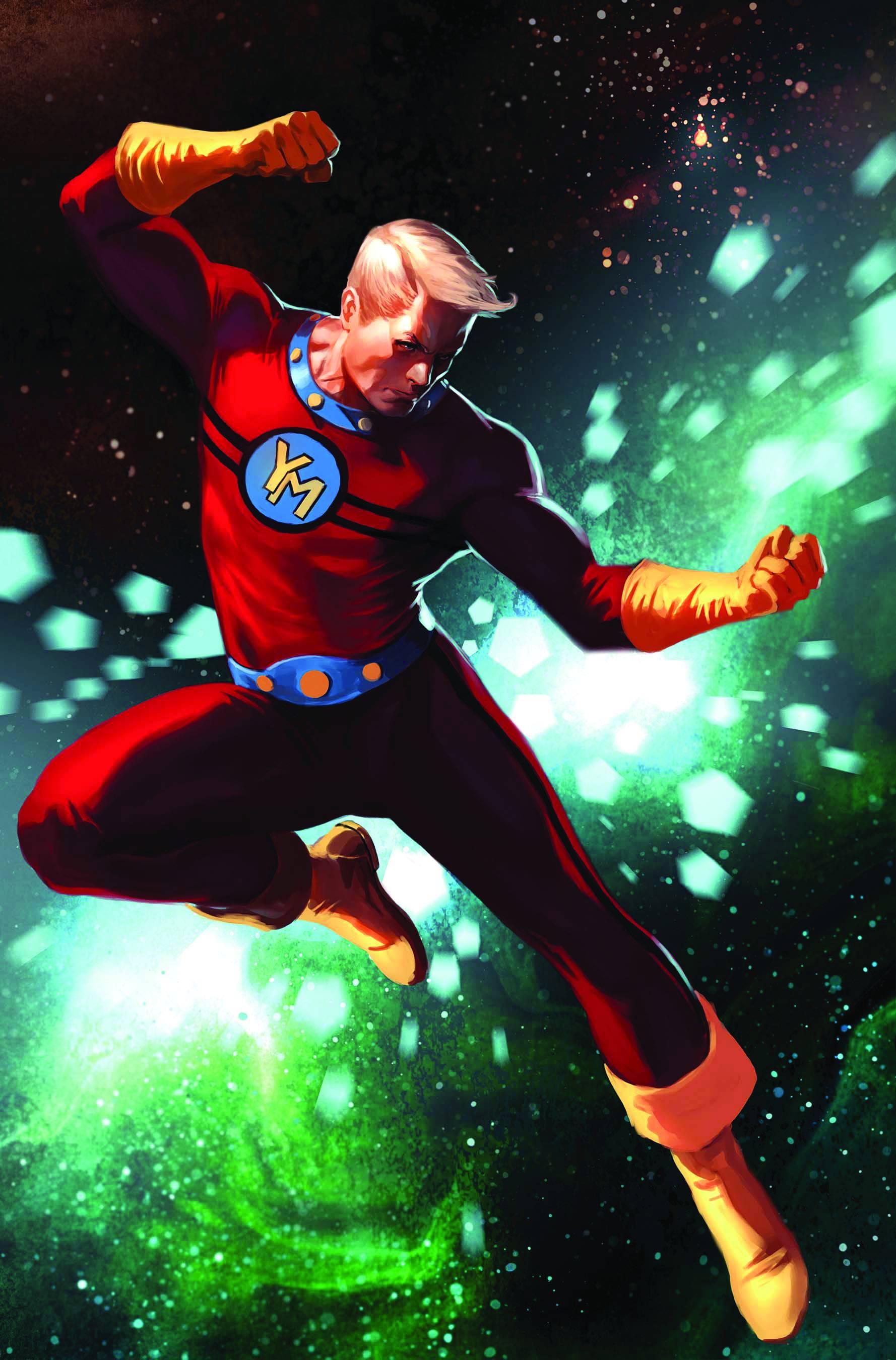 Richard Dauntless (Earth-18)