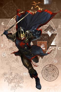 Mystic Arcana Black Knight Vol 1 1 Textless.jpg