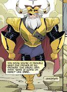 Odin Borson (Earth-TRN874) from Thor & Loki Double Trouble Vol 1 2 001