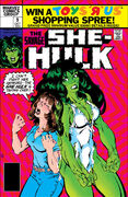 Savage She-Hulk Vol 1 9