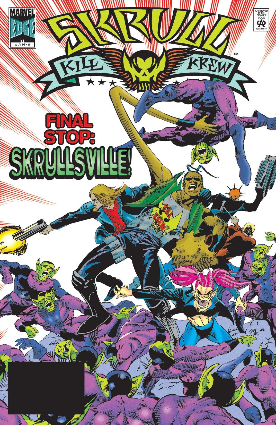 Skrull Kill Krew Vol 1 5