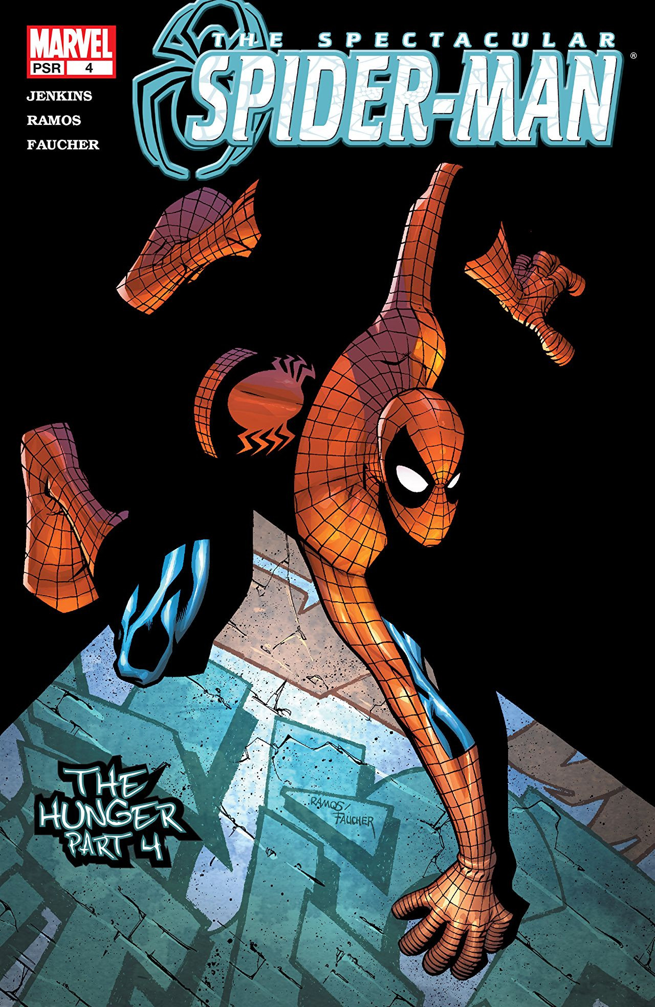 Spectacular Spider-Man Vol 2 4