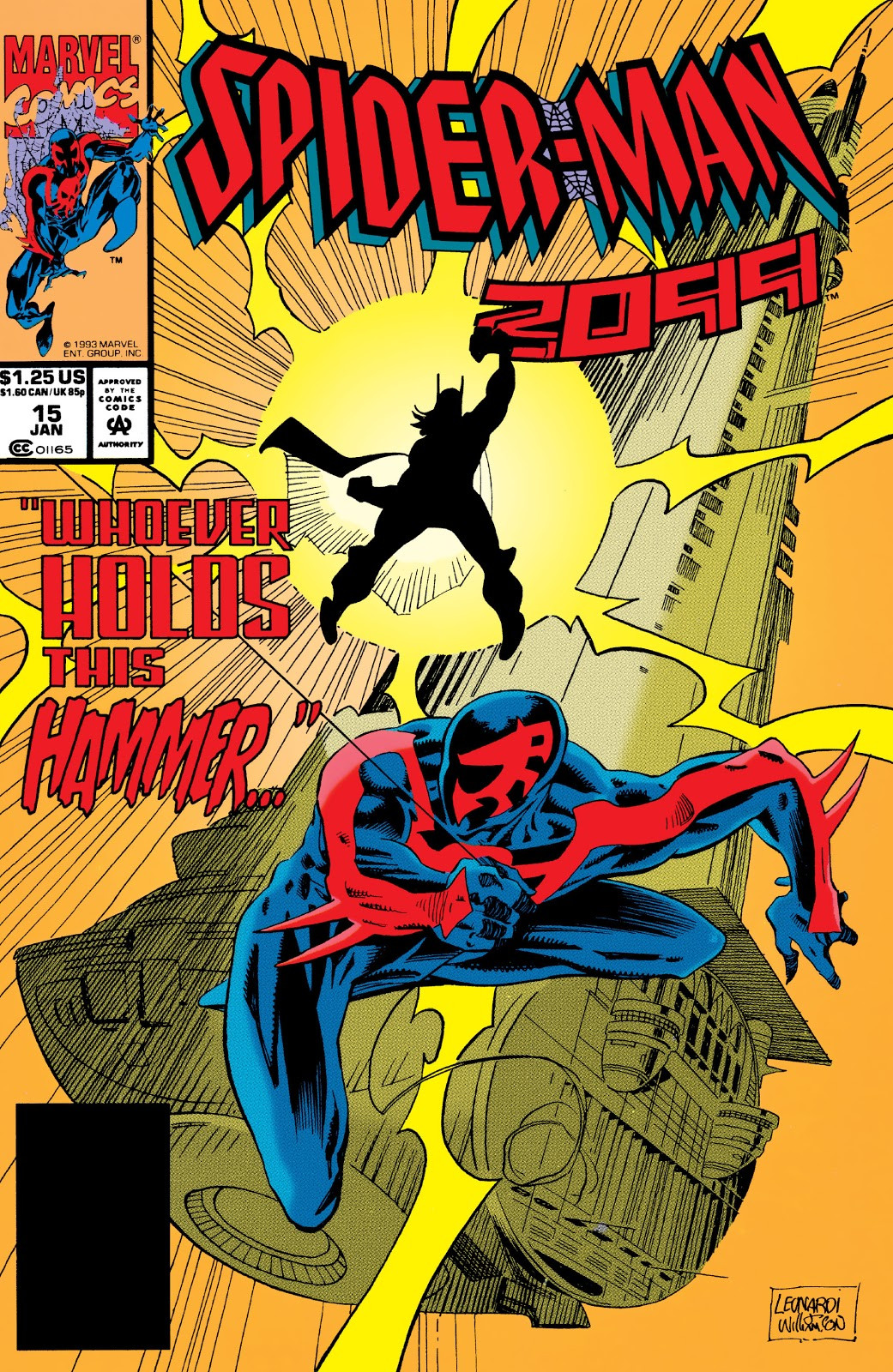 Spider-Man 2099 Vol 1 15