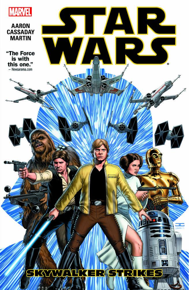 Star Wars: Book I: Skywalker Strikes Vol 1 1