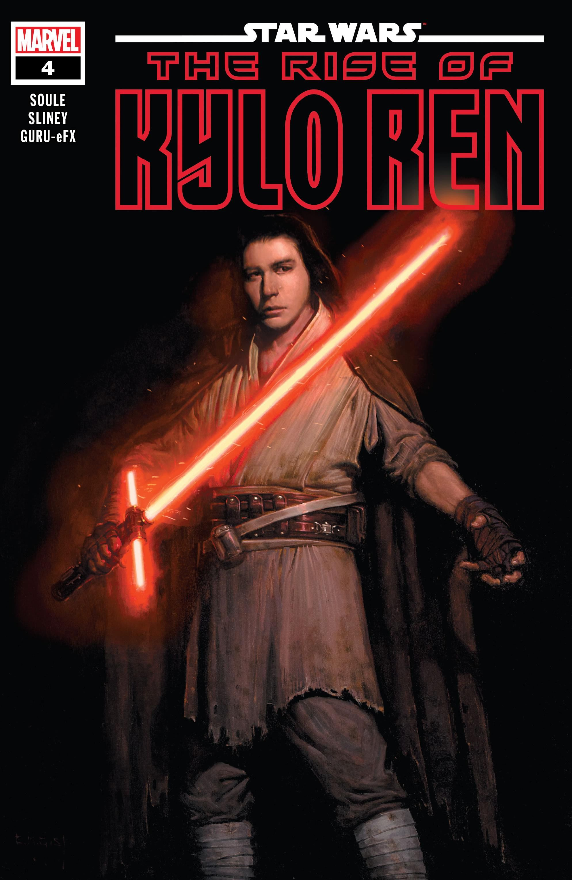 Star Wars: The Rise of Kylo Ren Vol 1 4