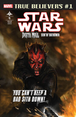 True Believers Star Wars - Darth Maul Vol 1 1.jpg