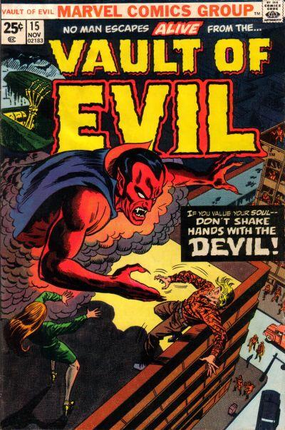 Vault of Evil Vol 1 15