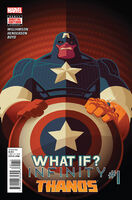 What If? Infinity - Thanos Vol 1 1