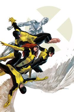 X-Men First Class Vol 1 1 Textless.jpg