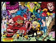 A Villains Gallery from X-Men Vol 2 1 001
