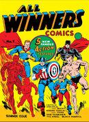 All Winners Comics Vol 1 1
